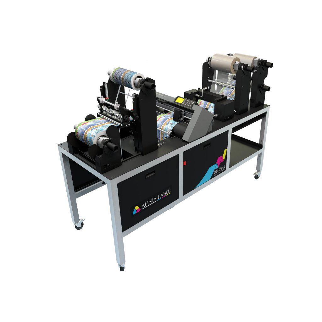 Afinia DLF-220L Digital Label Finisher