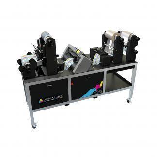 Afinia DLF-220L Short-Run Digital Label Finisher