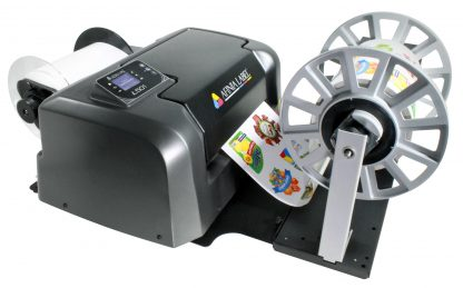 Afinia L501 Label Printer with Optional Rewinder
