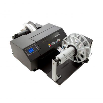 Optional Rewinder for Afinia L502 Color Label Printer