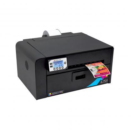 Afinia L701 is great for printing cannabis labels, coffee labels, food labels and beverage labels.