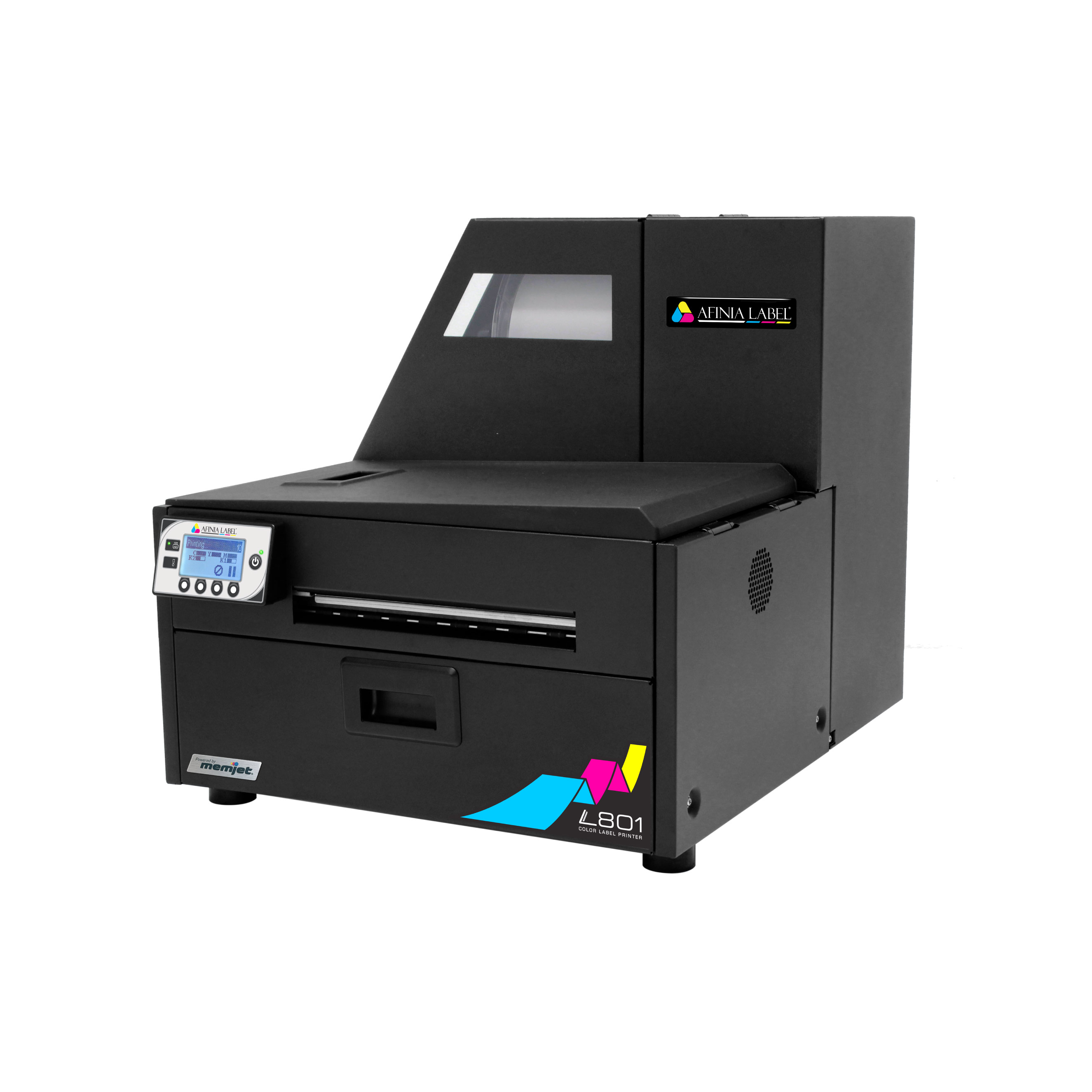Afinia L801 Color Label Printer – Texas Label Printers, LLC