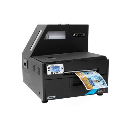 Afinia L801 Digital Color Label Printer FDA Nutritional Labels