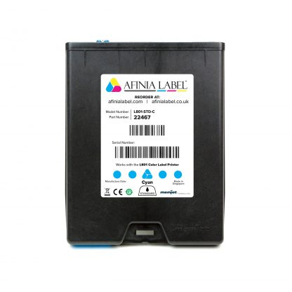 Afinia L801 Memjet™ Cyan Ink Cartridge (22467)
