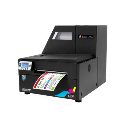 Afinia L801 Plus Color Label Printer meets cannabis compliance standards