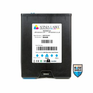 Afinia L801 Plus Watershield™ Memjet™ Cyan Ink Cartridge (30426)