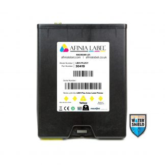 Afinia L801 Plus Watershield™ Memjet™ Yellow Ink Cartridge (30419)
