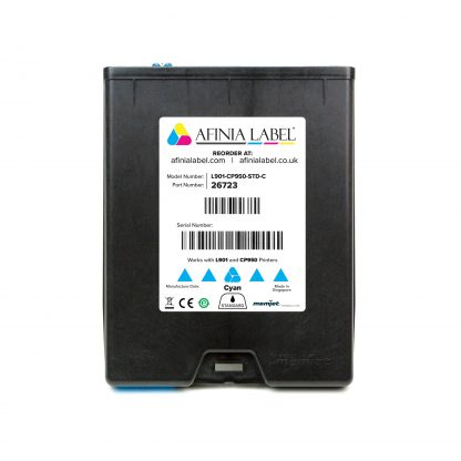 Afinia L901/CP950 Memjet™ Cyan Ink Cartridge (26723)