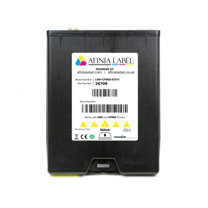 Afinia L901/CP950 Memjet™ Yellow Ink Cartridge (26709)