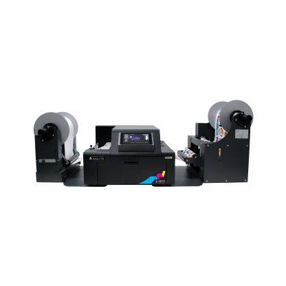 Afinia L901 Color Label Printer with Optional Unwinder & Rewinder