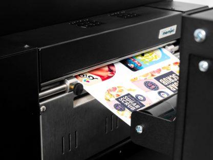 Afinia L901/L901 Plus Color Label Printer with Optional XL Unwinder & Rewinder