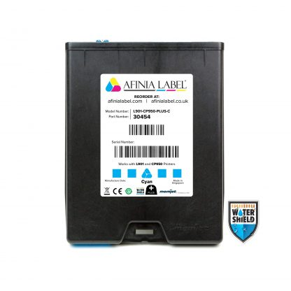 Afinia L901 Plus/CP950 Plus Watershield™ Memjet™ Cyan Ink Cartridge (30454)