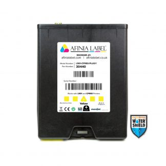 Afinia L901 Plus/CP950 Plus Watershield™ Memjet™ Yellow Ink Cartridge (30440)