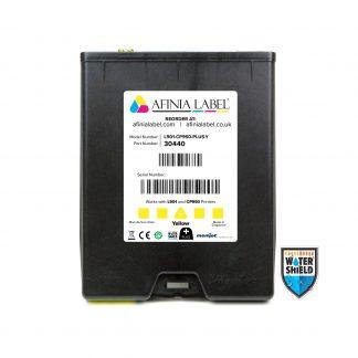 Afinia L901 Plus/CP950 Plus Watershield™ Memjet™ Yellow Ink Cartridge (30440)