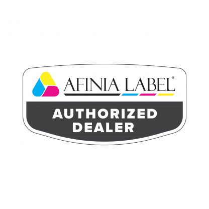 Texas Label Printers, LLC is an Afinia Label Authorized Dealer