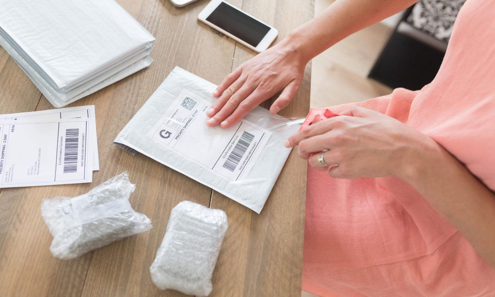Benefits of Using Customized Shipping Labels