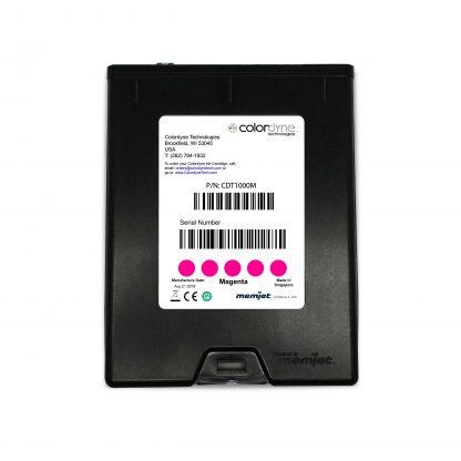 Colordyne 1600 Series Memjet™ Magenta Ink Cartridge (CDT1000M16)