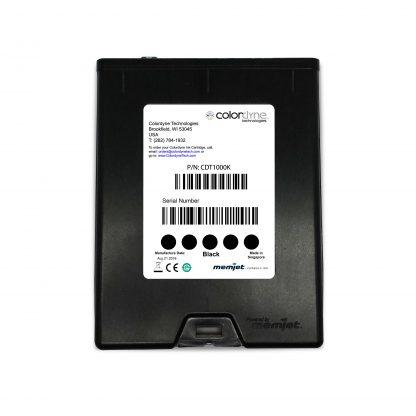 Colordyne 1800 Series Memjet™ Black Ink Cartridge (CDT1000K18)