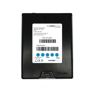 Colordyne 1800 Series Memjet™ Cyan Ink Cartridge (CDT1000C18)