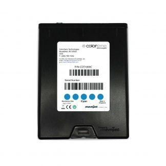 Colordyne 1800 Series Memjet™ Cyan Ink Cartridge (CDT1000C18)