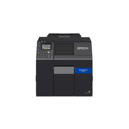 Epson CW-C6000A Color Label Printer with Auto Cutter - C31CH76101