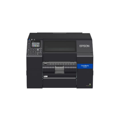Epson ColorWorks C6500P CW-C6500P 8-inch Peel-and-Present