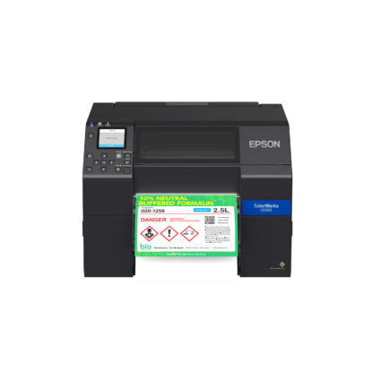 Epson ColorWorks C6500P Inkjet Color Label Printer
