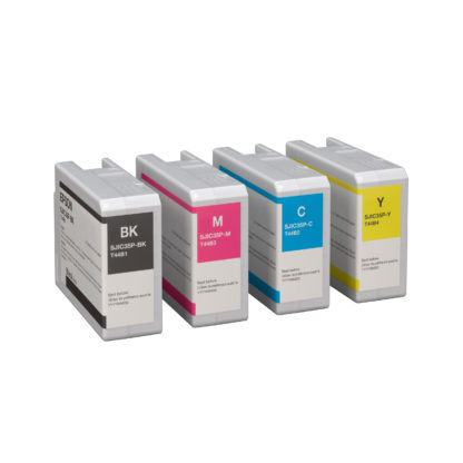 Epson ColorWorks C6000 & Epson ColorWorks C6500 Ink Cartridges