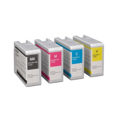 Epson ColorWorks C6000 & Epson ColorWorks C6500 Matte Ink Cartridges