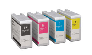 Ink Cartridges for Inkjet Label Printer