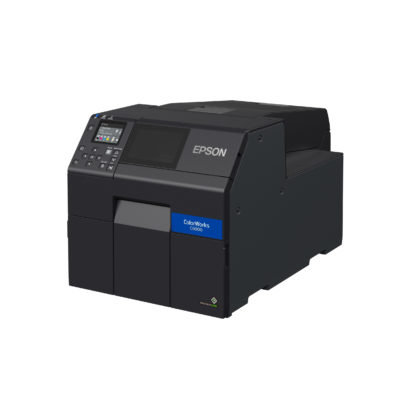Epson ColorWorks C6000A Color Label Printer