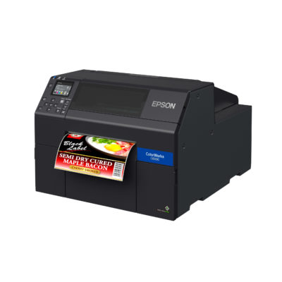 Epson ColorWorks C6500A Color Inkjet Label Printer