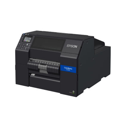 Epson ColorWorks C6500P Color Label Printer with Peeler