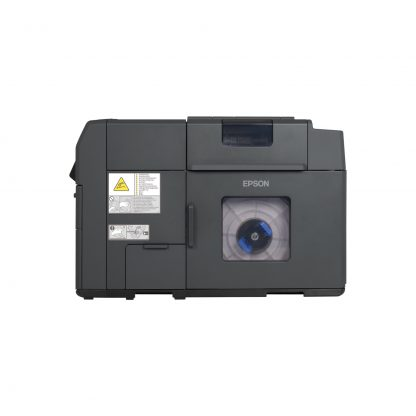 Epson ColorWorks C7500 Label Printer (Side)