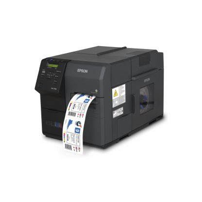 Epson ColorWorks C7500 Durable Color Label Printer