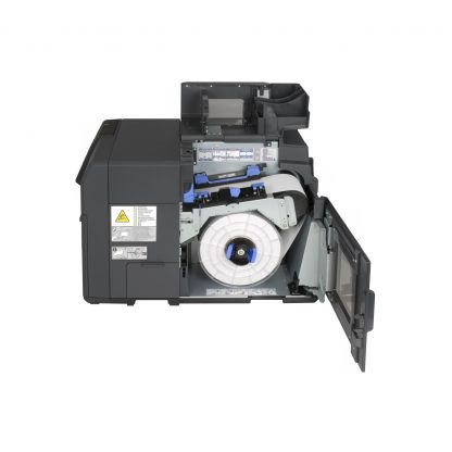 Epson ColorWorks C7500 Side Open