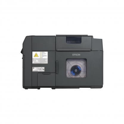 Epson ColorWorks C7500G Label Printer (Side)