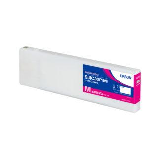 Epson ColorWorks C7500G UltraChrome® DL Magenta Ink Cartridge SJIC30P(M) (C33S020637)