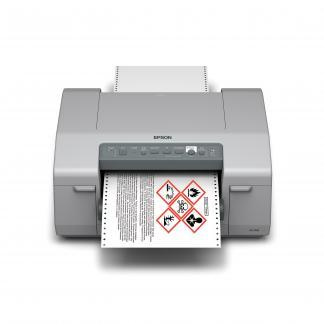 Epson ColorWorks C831 BS5609 GHS Label Printer