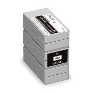 Epson ColorWorks C831 DURABrite® Black Ink Cartridge GJIC5(K) (C13S020563)