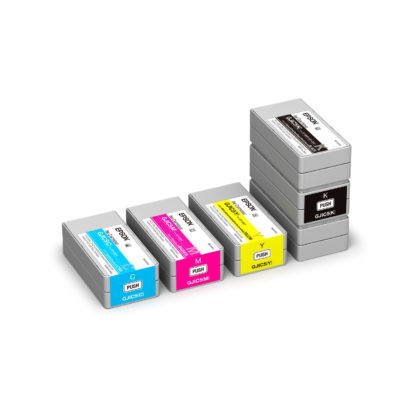 Epson ColorWorks C831 Included Pigment Inks