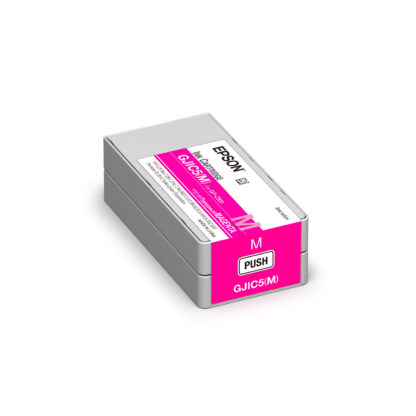 Epson ColorWorks C831 DURABrite® Magenta Ink Cartridge GJIC5(M) (C13S020565)