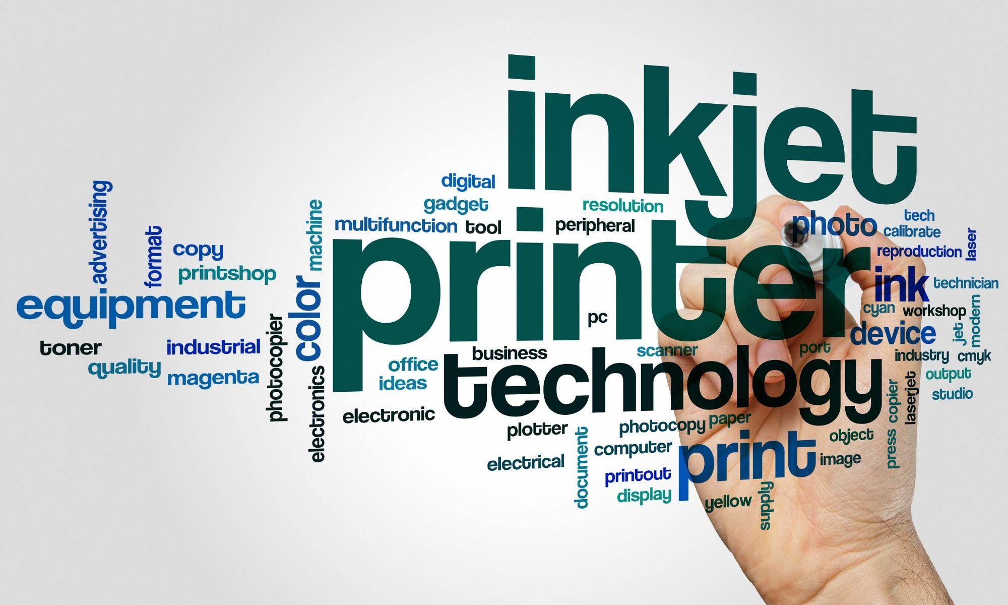 How Industrial Label Printers Work