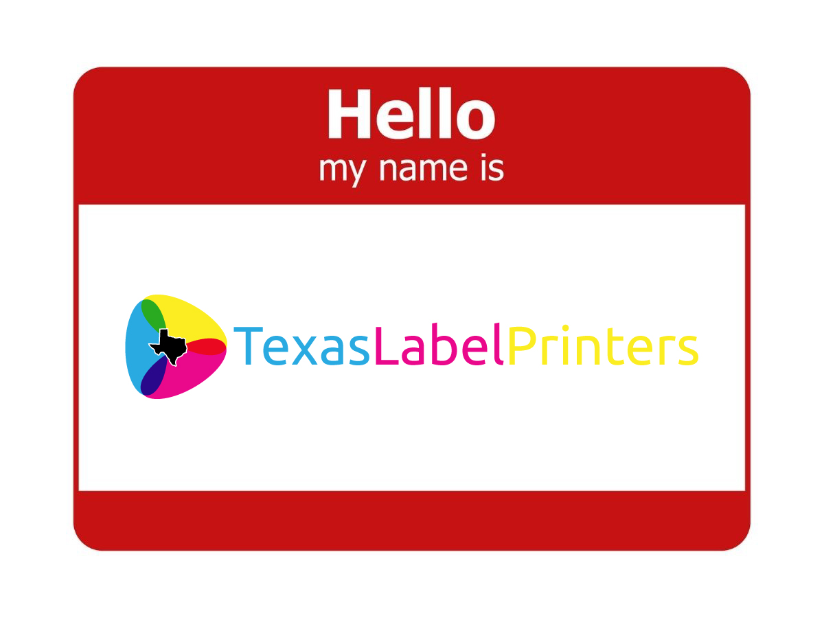 Name Tag Printers