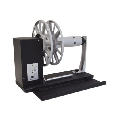 DPR Roll-to-Roll System includes the DPR UW6500A Rewinder