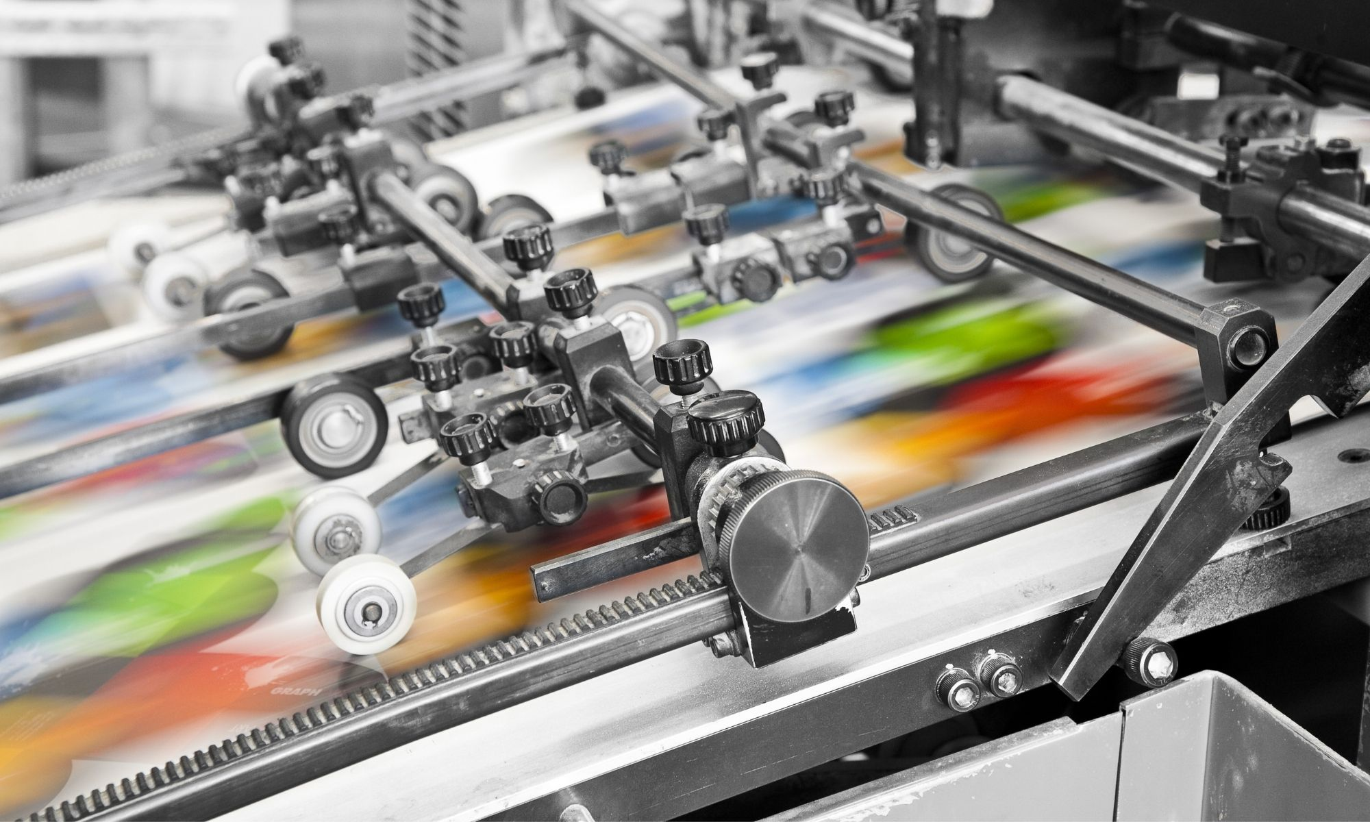 The Differences Between Flexographic and Offset Printing