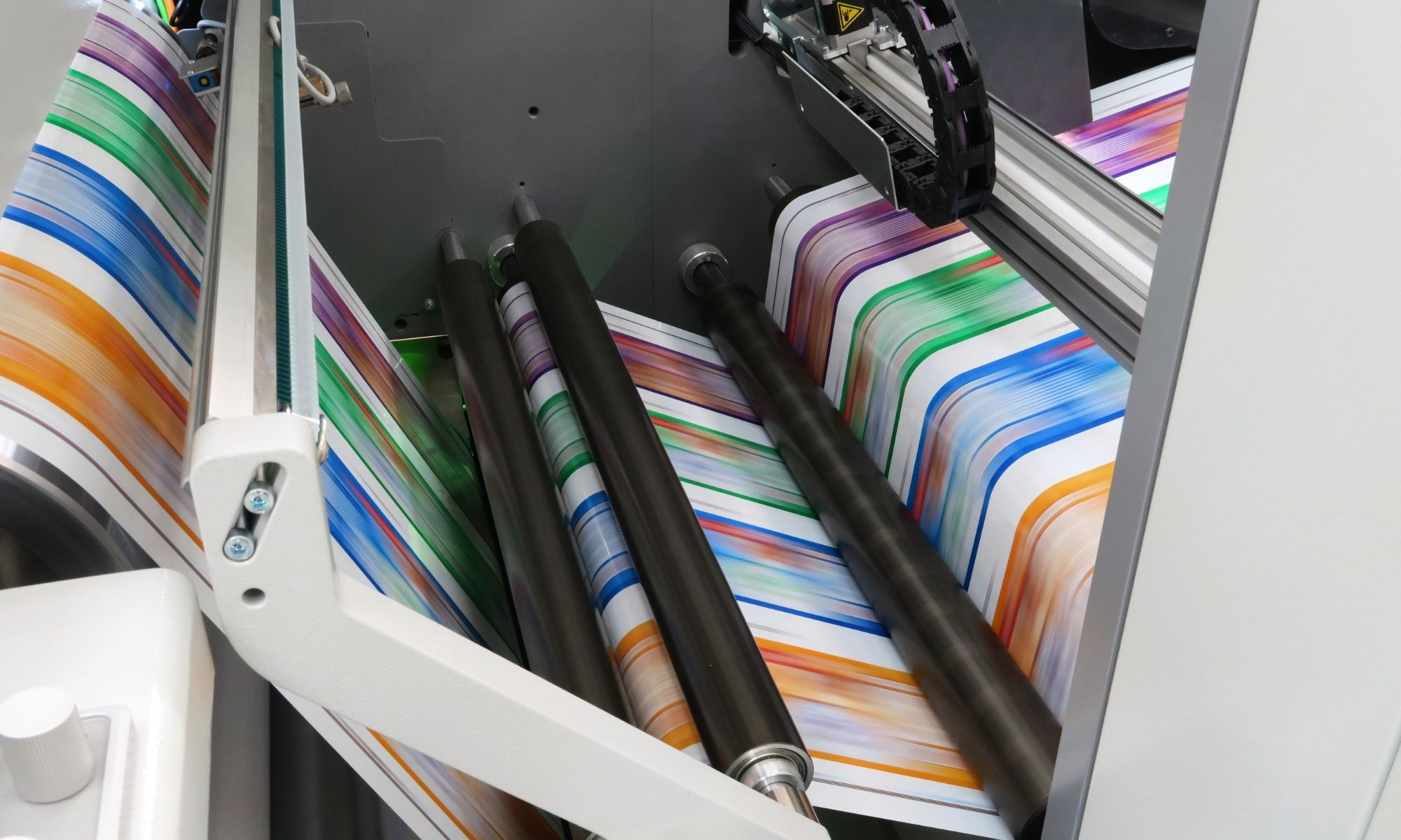 The Advantages of Short-Run Label Printing