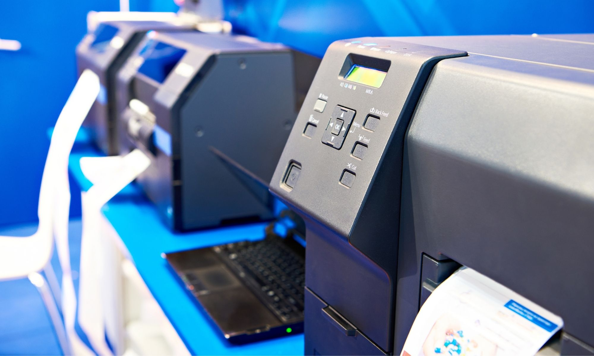 The Different Types of Label Printers and Their Features