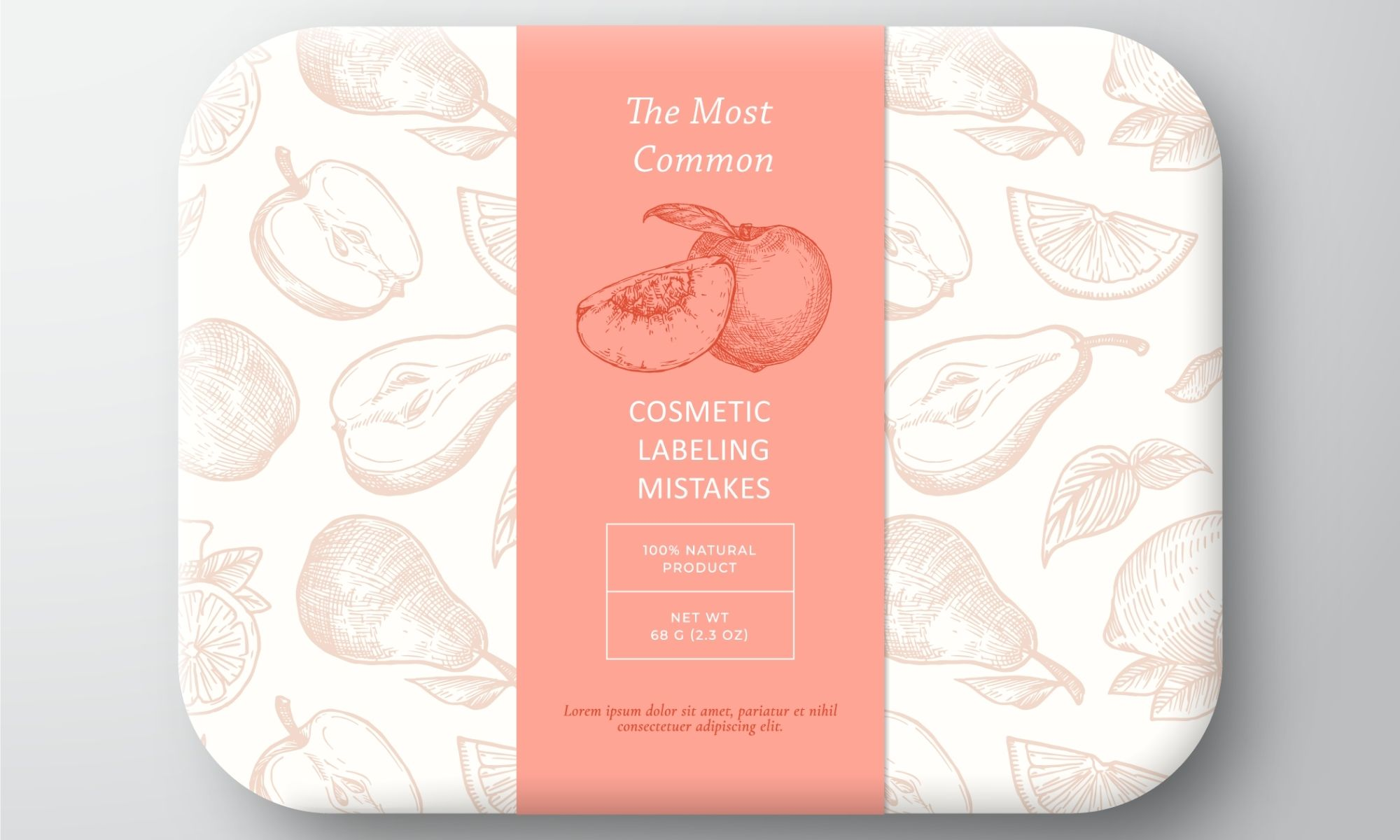 The Most Common Cosmetic Labeling Mistakes