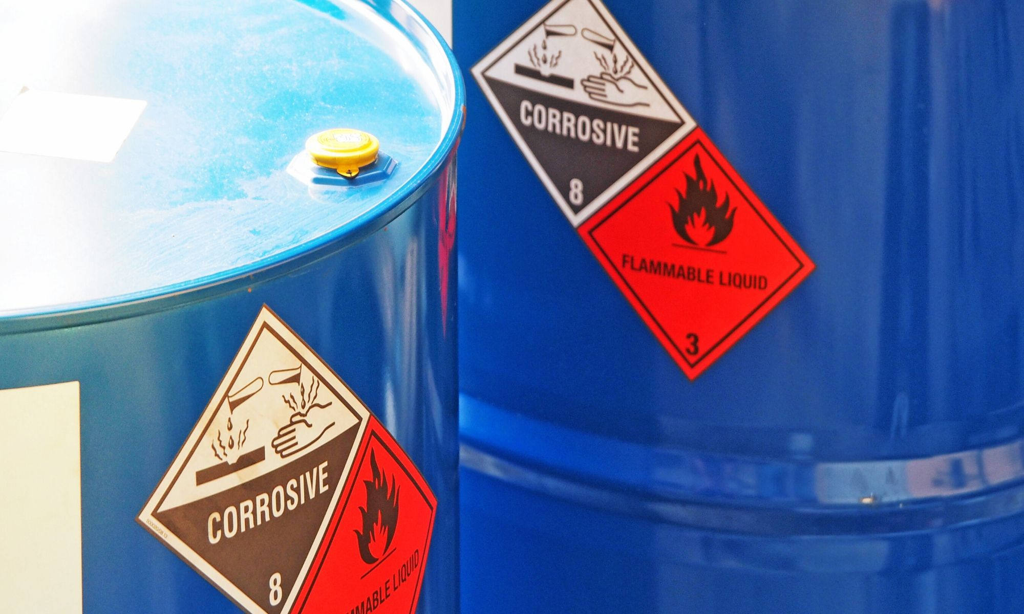 Tips for Properly Labeling Hazardous Waste Containers
